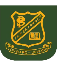 The Entrance Public School logo
